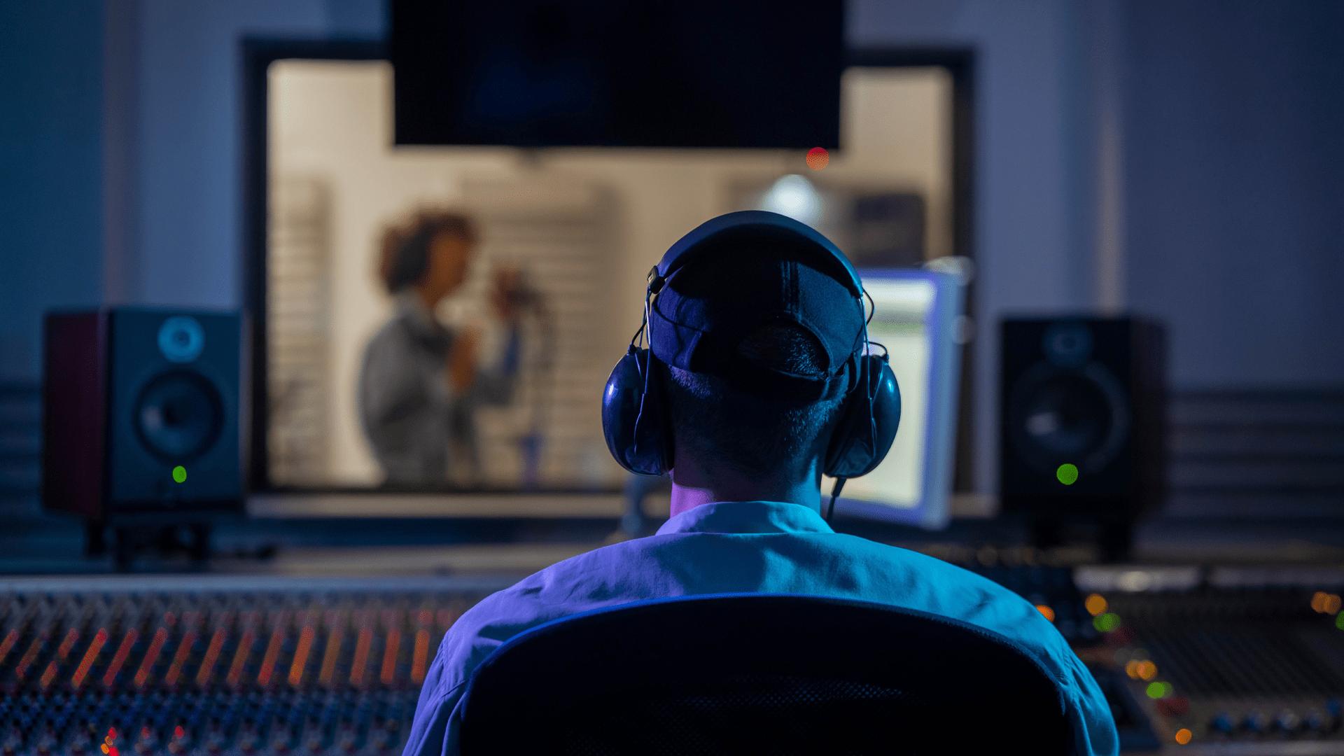 dub studio