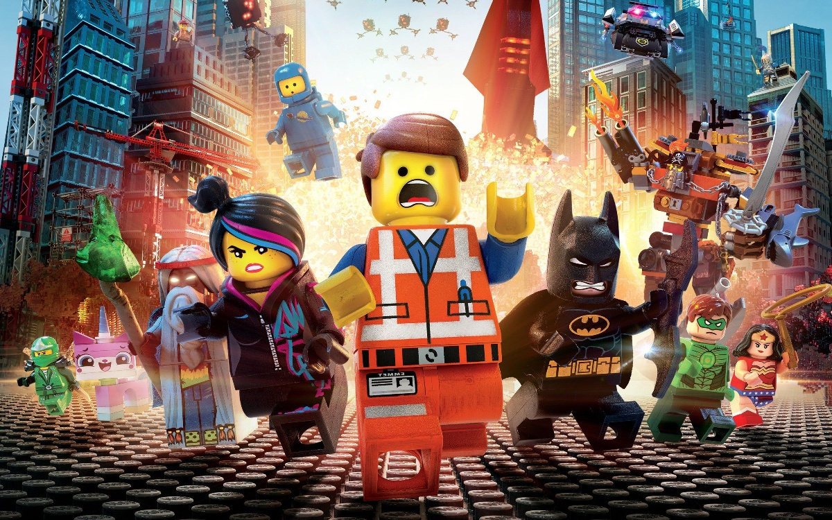 LEGO Movie-1
